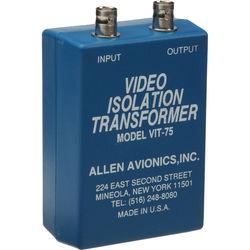 Allen Avionics VIT-75 Isolation Transformer