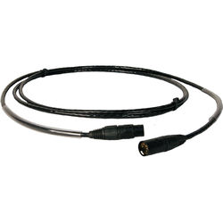Lex Products DMX Shielded XLR Data Cable (5-Pin, 10')