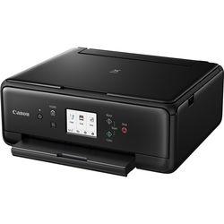 Canon Pixma TS6220 Wireless Inkjet All-In-One Photo Printer (Black)