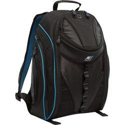 """Mobile Edge 16"""" Express Backpack 2.0 (Black/Teal)"""