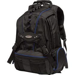 """Mobile Edge 17.3"""" Premium Backpack (Black/Navy Blue)"""