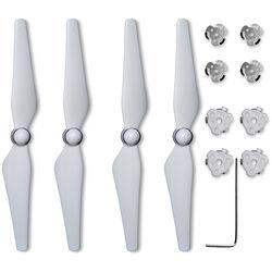 Ultimaxx Ultimate Series Propellers for DJI Phantom 4 (Set of 4, White)