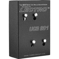 BEC 201 Mounting Box for Lectrosonics Receiver