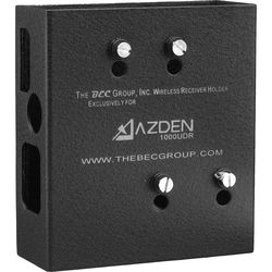 BEC AZ1000 Mounting Box for Azden Receiver