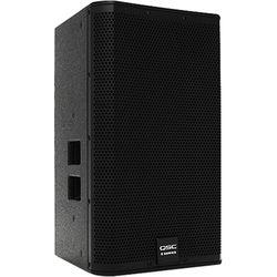 "QSC E112 12"" Two-Way Passive Loudspeaker (Black)"