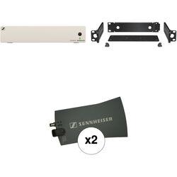 Sennheiser G4 ASA 214-UHF Active Antenna Splitter Bundle 3 Kit