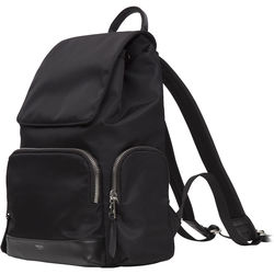 "KNOMO USA 15"" Clifford Laptop Backpack (Black)"