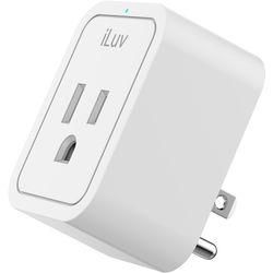 iLuv SMPLUG1ULWH Wi-Fi Smart Plug