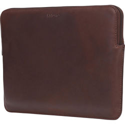 "KNOMO USA 12"" Laptop Sleeve-Fits Macbook (Brown)"