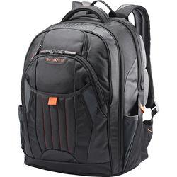 Samsonite Tectonic 2 Large Backpack (Black/Orange)