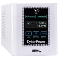 CyberPower UPS Medium Grade 550VA/440W-120V/4-Nema 5-15R-HG Outlets,Nema 5-15P-HG Plug