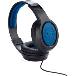 Samson SR350 Over-Ear Stereo Headphones (Special Edition Blue)