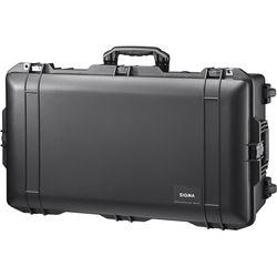 Sigma Hard Case for Cine Lens Kits (14, 20, 24, 35, 50, 85 & 135mm)
