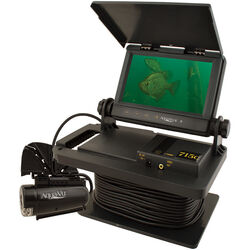"""Aqua-Vu AV 715C Underwater Viewing System with Color Video Camera and 7"""" LCD Monitor"""