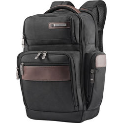 Samsonite Kombi 4 Square Backpack (Black/Brown)
