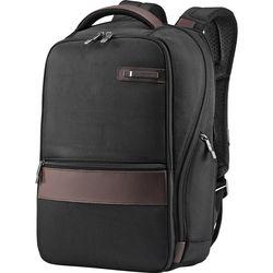 Samsonite Kombi Small Backpack (Black/Brown)