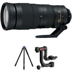 Nikon AF-S NIKKOR 200-500mm f/5.6E ED VR Lens Wildlife Kit