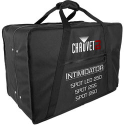 CHAUVET DJ CHS-2XX Carry Bag for 2 Intimidator Spot 255 IRCs or 260s (Black)