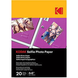 Kodak Selfie Photo Paper (20 Sheets)