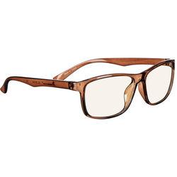 HornetTek HT-GL-B104-BR Blue-Light Blocking Glasses (Brown)