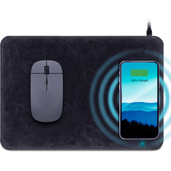 HyperGear Wireless Charging Mouse Pad (Black)