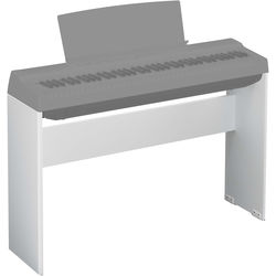 Yamaha L121 Matching Stand for P-121 Portable Piano (White)