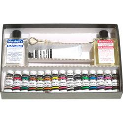 Marshall Retouching Hobby Oil Set (15-Color)