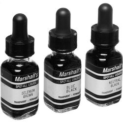 Marshall Retouching Spot-All 3B Retouching Kit for Black & White Prints