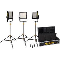 Fluotec StarMaker HP Weatherproof LED Bi-Color LED Panel Pack 3 (V-Mount)