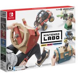 Nintendo Labo Toy-Con 03 Vehicle Kit (Nintendo Switch)
