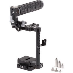 Wooden Camera Unified DSLR Cage with Rubber-Grip Handle (Medium)