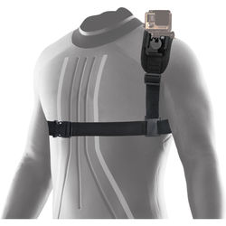 Innovative Scuba Concepts Pro Mounts Adjustable Neoprene Shoulder Strap for Select Action Cameras