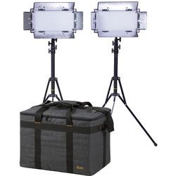 ikan ID508-v2 Daylight 2-Point LED Light Kit