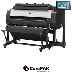 "Canon imagePROGRAF TX-4000 44"" Multi-Function Large-Format Inkjet Printer with T36 Scanner & 2-Year and 9-Month eCarePAK Extended Service Plan Kit"