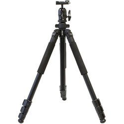 "DOLICA AX620B100 62"" Proline Aluminum-Alloy Tripod with Ball Head"