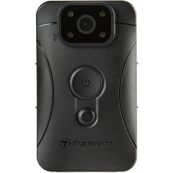 Transcend DrivePro Body 10 1080p Body Camera with Night Vision
