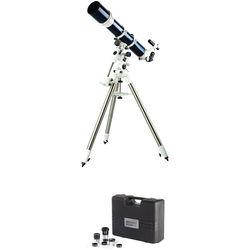 Celestron Omni XLT 120mm f/8.3 EQ Refractor Observers Telescope Kit