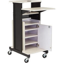 Oklahoma Sound PRC-250 Premium Plus Presentation Cart