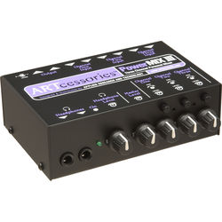 ART PowerMIX III 3-Channel Personal Stereo Mixer