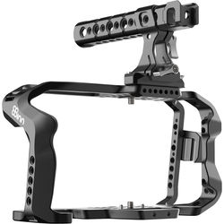 8Sinn Cage for Blackmagic Design Pocket Cinema Camera 4K with Top Handle Pro