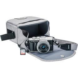 Olympus PEN E-PL9 Mirrorless Micro Four Thirds Digital Camera with 14-42mm Lens (Black)