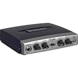 Lexicon Alpha Studio Desktop Recording Studio