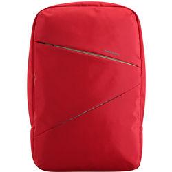 "Kingsons 15.6"" Arrow Laptop Backpack (Red)"