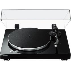 Yamaha TT-S303 Stereo Turntable (Piano Black)