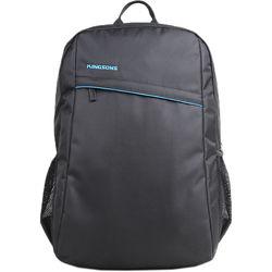 "Kingsons 15.6"" SpartanLaptop Backpack (Black)"