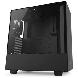 NZXT H500 Mid-Tower Case (Black)