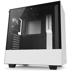 NZXT H500 Mid-Tower Case (White)