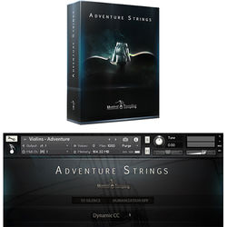 Musical Sampling Adventure Strings - Instrument Library (Download)