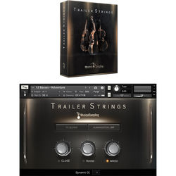 Musical Sampling Trailer Strings - Instrument Library (Download)