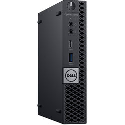 Dell OptiPlex 7060 Micro-Tower Desktop Computer